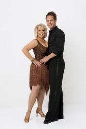 Nancy Grace and Tristan MacManus
