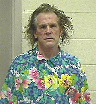 Nick nolte booking photo