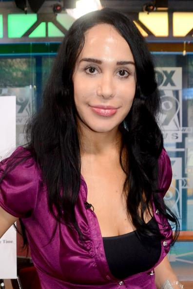 octo mom nadya suleman 396x594 Octomom Sued For Bailing on Strip Club Gig