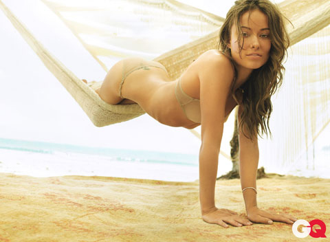 Olivia Wilde's nude bikini is a nice thing. Don't get us wrong, ...