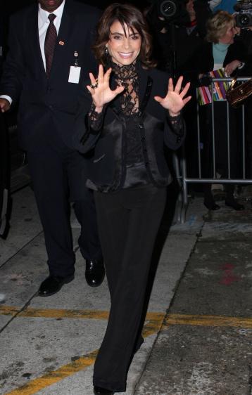 Paula Abdul on Larry King