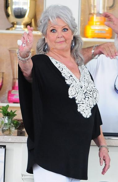 Paula Deen Losing Weight? Deen hosted a brunch that included a menu of fried ...
