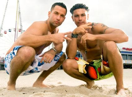 vinny and pauly d. Pauly D and The Situation