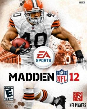 Madden 12 Cover