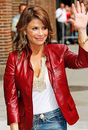 Photo of Paula Abdul. McPherson added that Abdul has not yet inked a deal ...