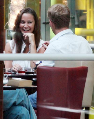 pippa middleton. Pippa Middleton and George