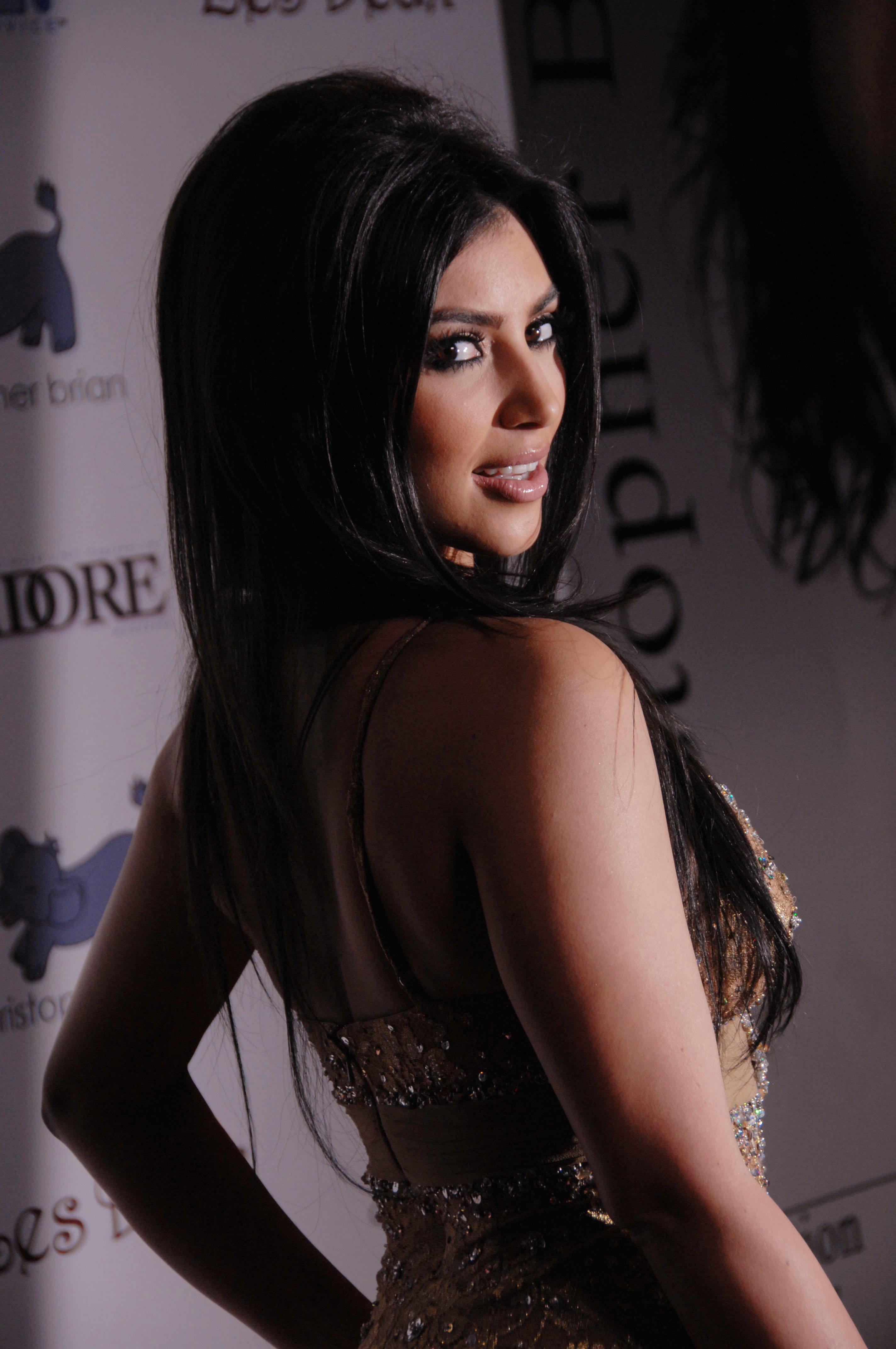kim kardashian hair. Kim Kardashian: She#39;s a known