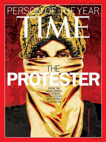 protester time person of the year cover 369x493 ... were featured in Amateur Photographer magazine.