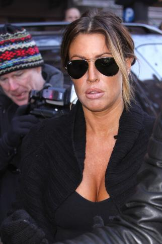 Rachel Uchitel Sunglasses Photo