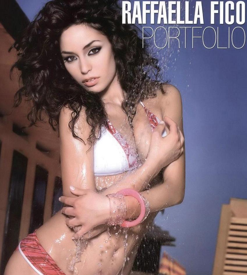 Raffaella Fico Famous Italy WAGS