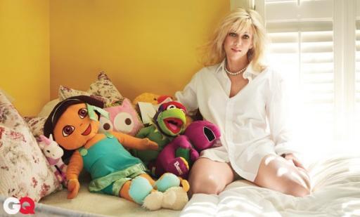 Rielle Hunter in GQ