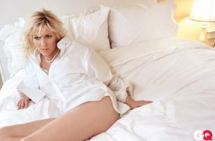 Rielle Hunter, No Pants