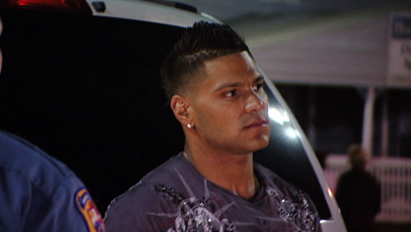 jersey shore ronnie hairstyle. Ronnie from Jersey Shore gets