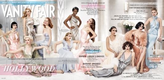 Rooney Mara Vanity Fair Cover