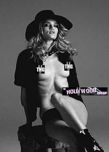 Rosie Huntington-Whiteley Nude