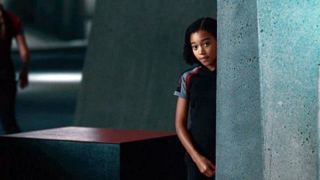 who plays rue in the hunger games