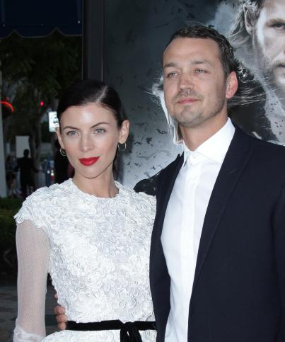 Rupert Sanders and Liberty Ross