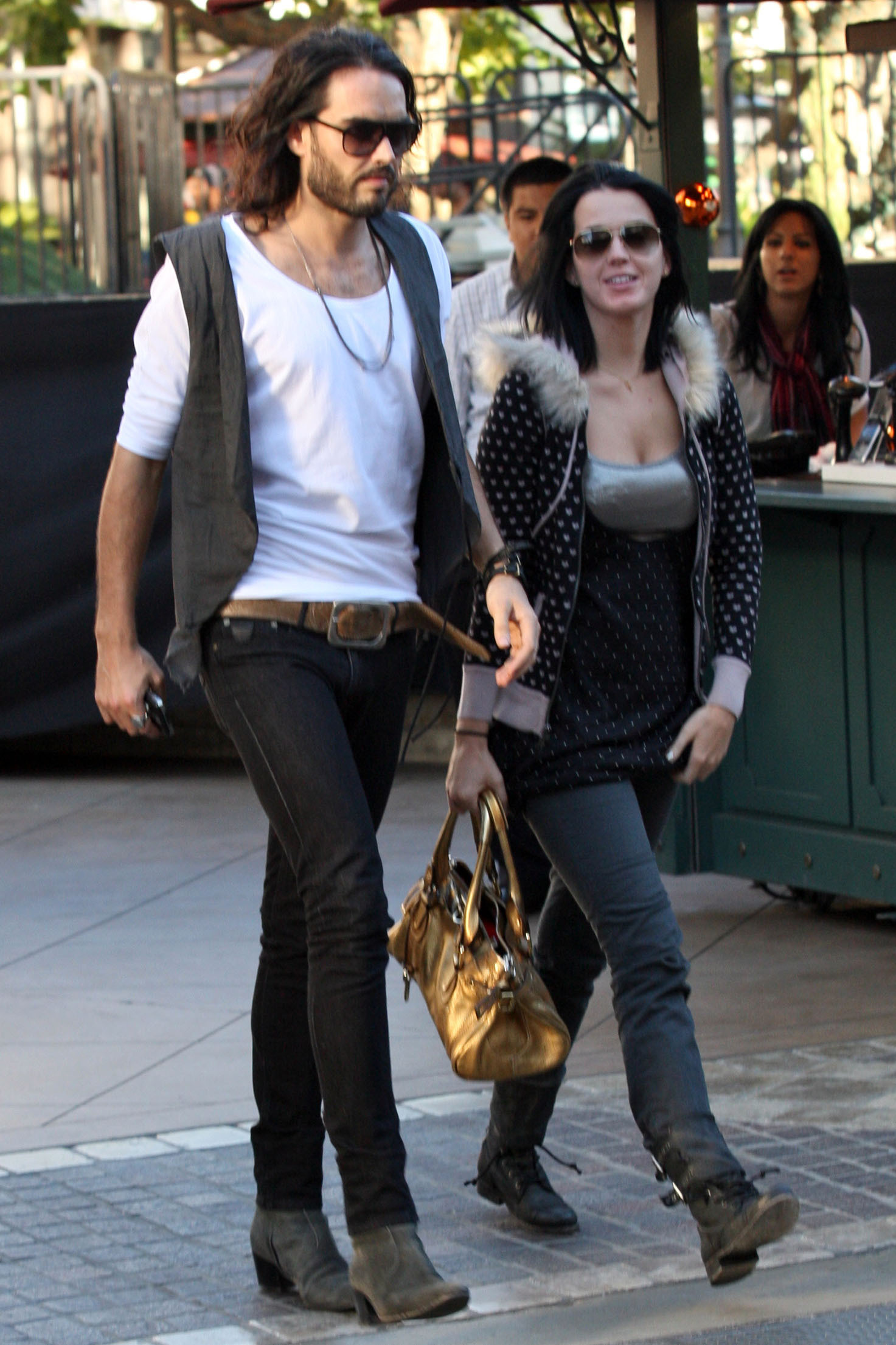 Uh-oh! Katy Katy Perry & Russell Brand Headed for Divorce!