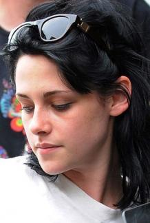 Sad Kristen Stewart