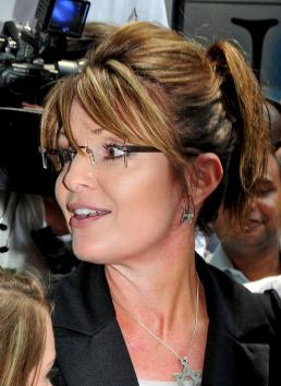 Sarah Palin in NYC