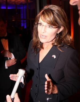 Sarah Palin Interview Pic