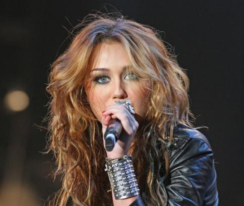 Miley Cyrus in New Movie: Drunk, High, Waxed