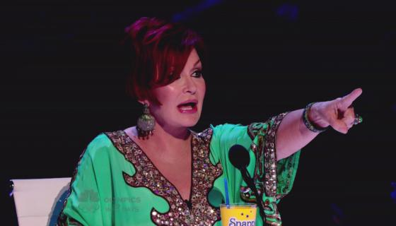 sharon osbourne on americas got talent 560x320 Sharon Osbourne Quits Americas Got Talent, Alleges Discrimination Against NBC