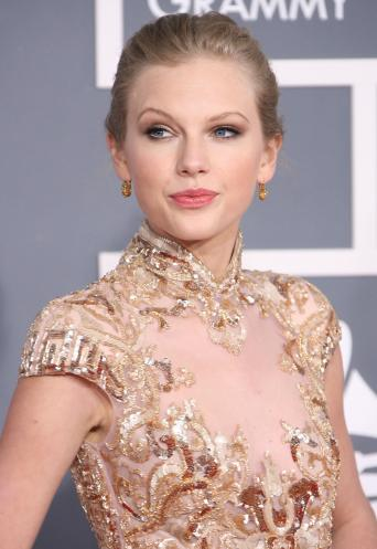 Taylor Swift Grammys Photo