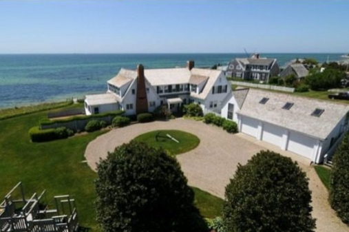 Taylor Swift Mansion