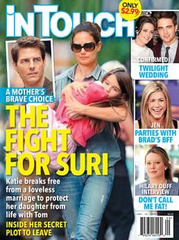 Tom Cruise 'Begged' Katie Holmes For Reconciliation/Katie Holmes