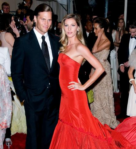gisele bundchen tom brady wedding. Tom Brady, Gisele Bundchen: