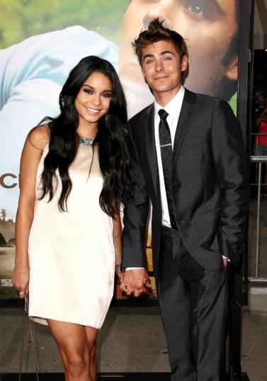 vanessa hudgens zac efron back together