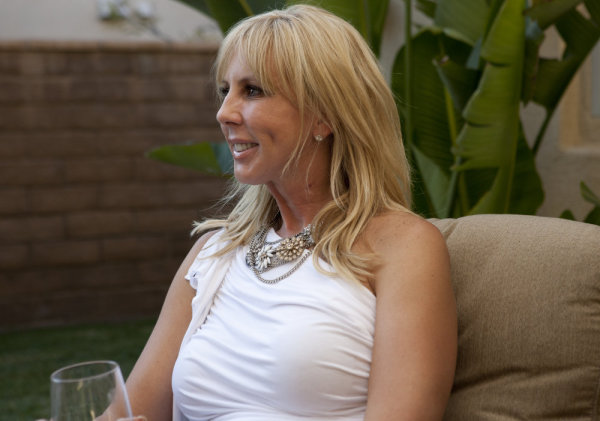 vicki gunvalson brooks. girlfriend Vicki gunvalson