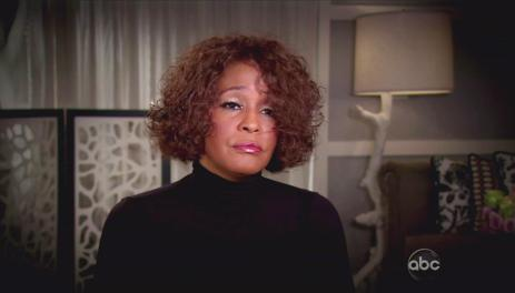 whitney houston abc interview 463x264 Confirmed: Cocaine Discovered in Whitney Houstons Hotel Room