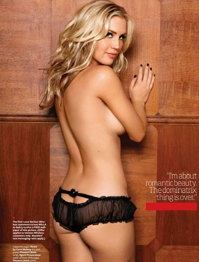 Willa Ford has not been heard from in forever. But boy, does she look good ...