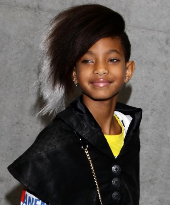 Willow Smith Hair. Willow Smith Hair. Willow Smith fit right in during Milan