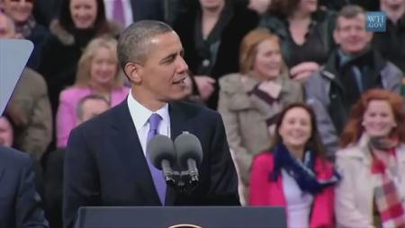 """Barack Obama Singing """"Sexy and I Know It"""" by LMFAO"""