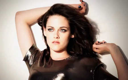 Behind the Scenes with Kristen Stewart