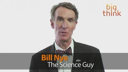 Bill Nye Supports Evolution