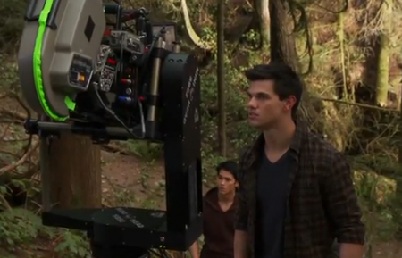Breaking Dawn: Behind the Scenes Look