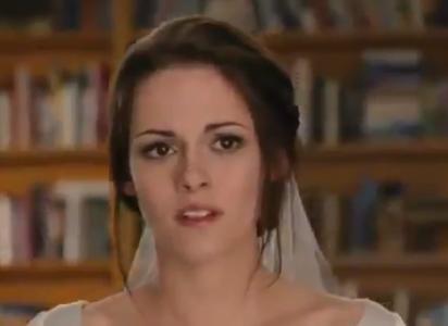 Kristen Stewart in Breaking Dawn Sex Scene: So Much Thrusting!