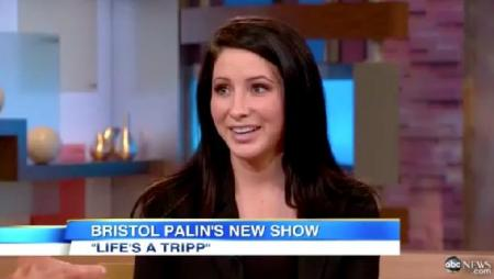 Bristol Palin on Good Morning America
