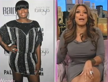 Fantasia on The Wendy Williams Show