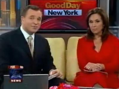 greg kelly on good day new york 400x300 Greg Kelly, Fox News Anchor, Accused of Rape