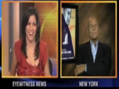 Harry Belafonte Sleeps Through Interview
