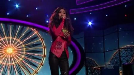 "Jessica Sanchez - ""I'll Be There"""