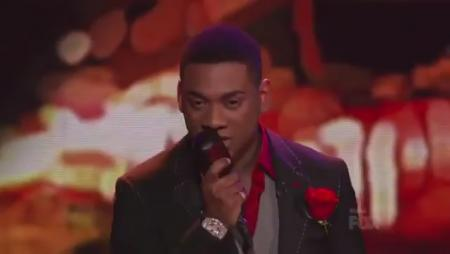 "Joshua Ledet - ""I'd Rather Go Blind"""