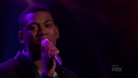 "Joshua Ledet - ""Imagine"""
