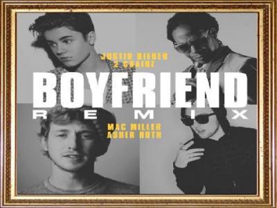 """Justin Bieber """"Boyfriend"""" Remix"""