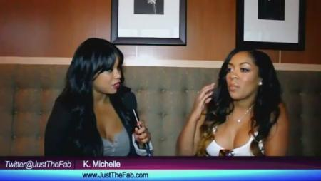 K. Michelle Interview on Memphitz, Toya Wright